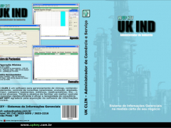 Encarte DVD do Software UK IND