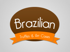 Brazilian - Truffles & Art Cases - Logomarca