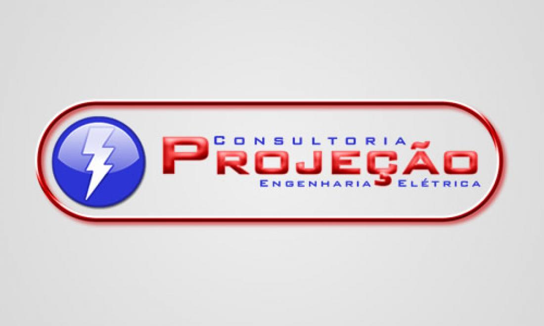Projeção Eng. Elétrica - Logomarca