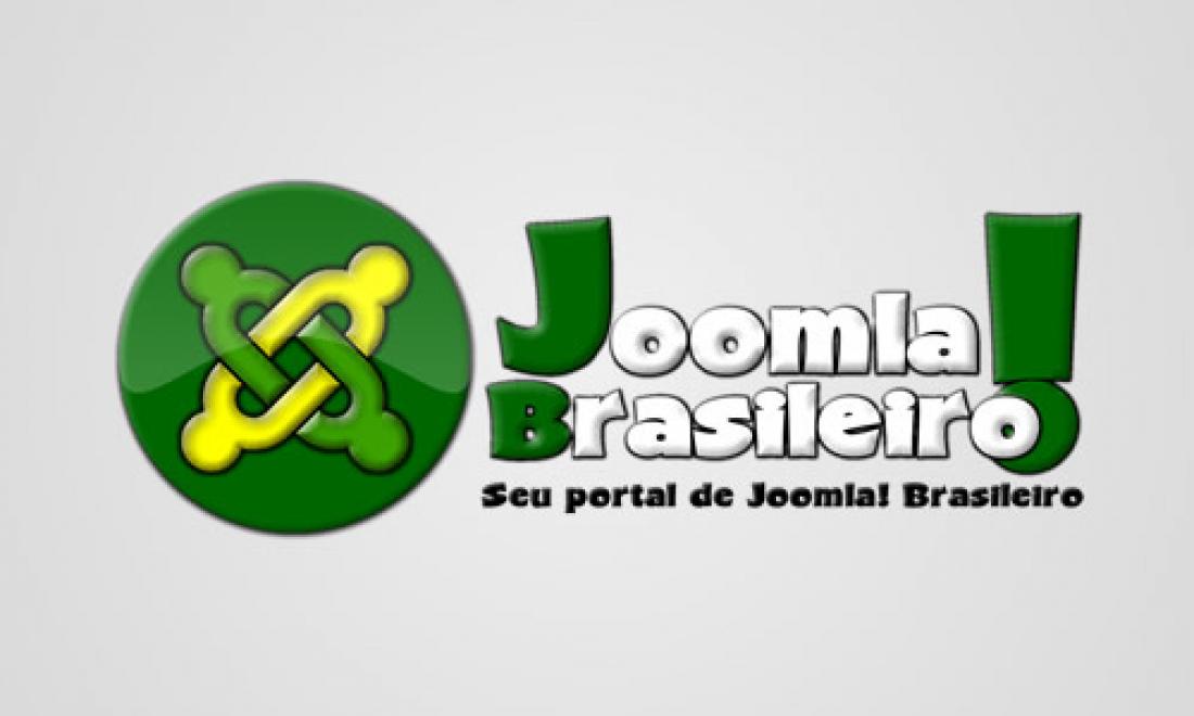 Joomla Brasileiro - Logomarca