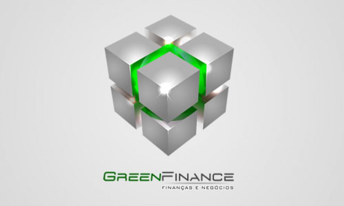 Green Finance - Logomarca