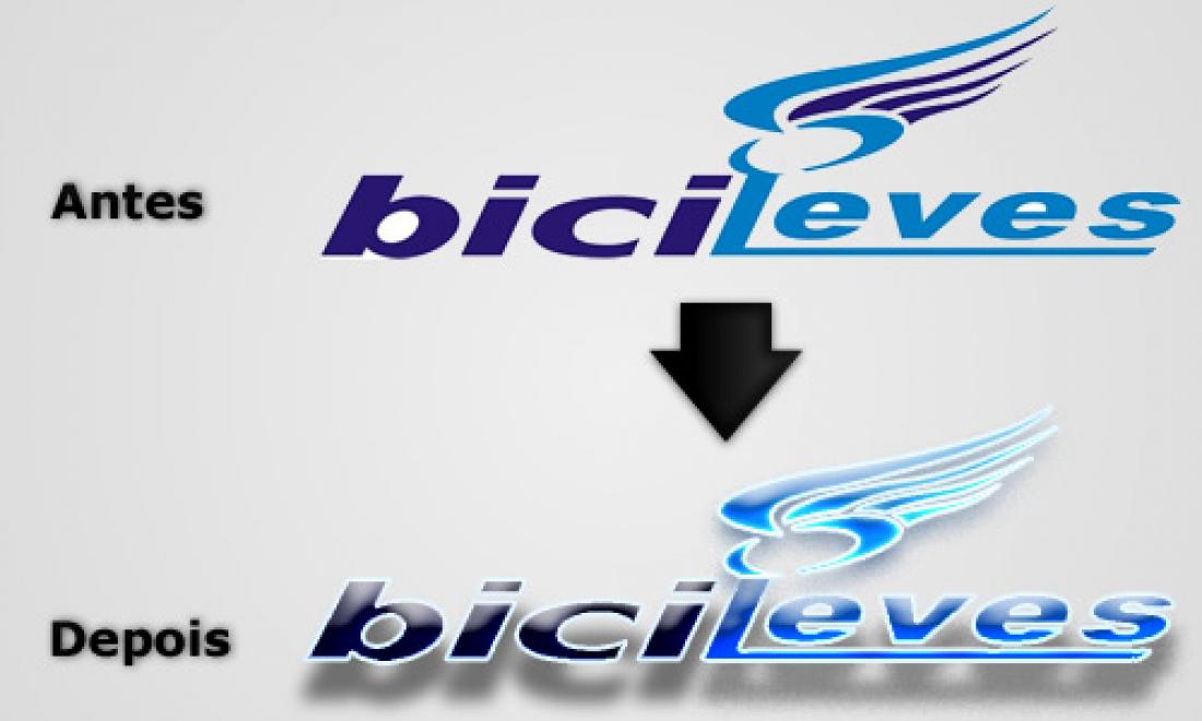 Bicileves - Logomarca