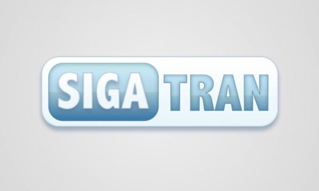 Sigatran - Logomarca