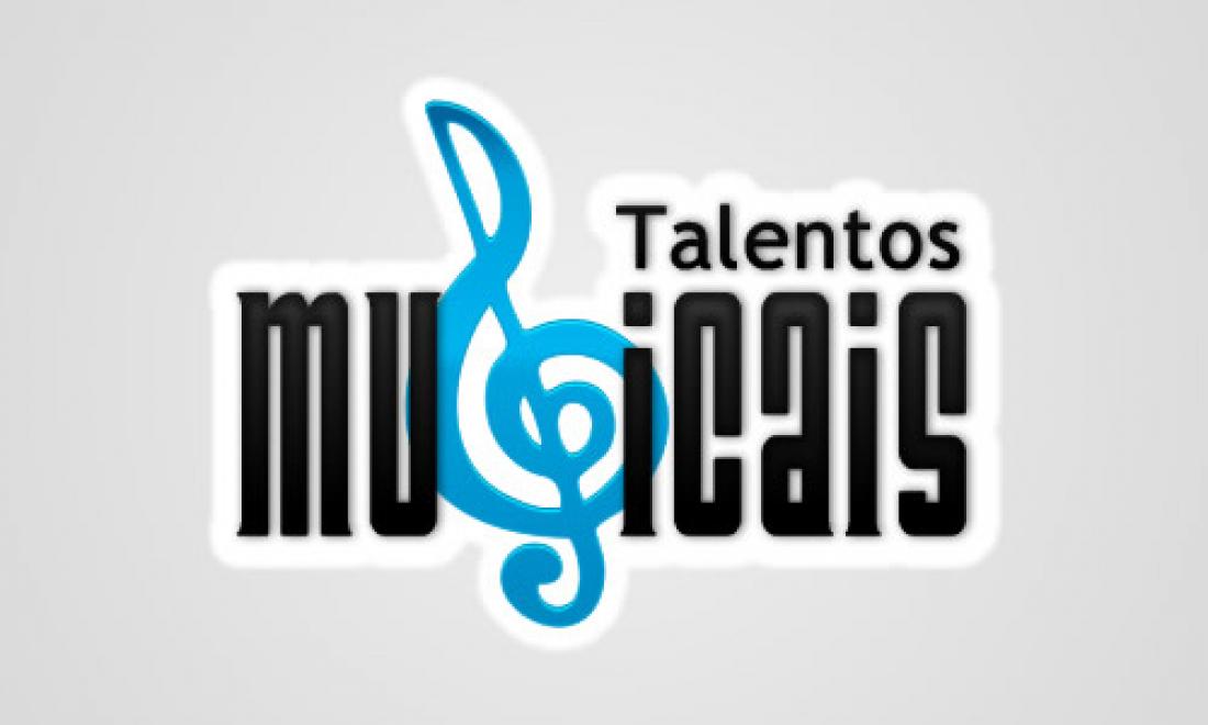Talentos Musicais - Logomarca