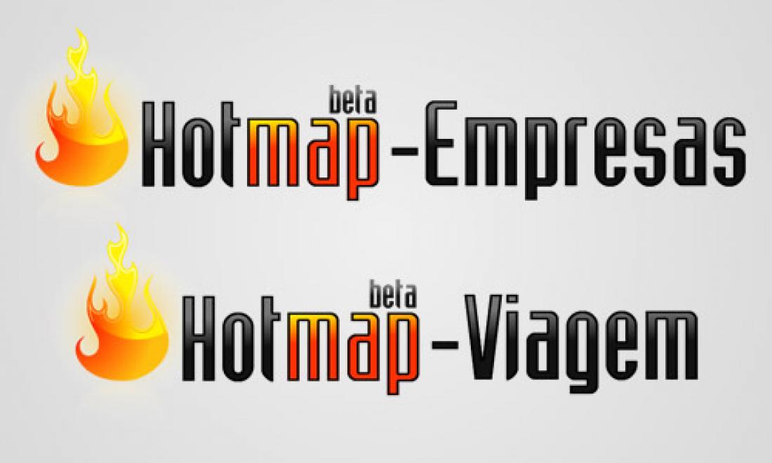 Hotmap - Logomarca
