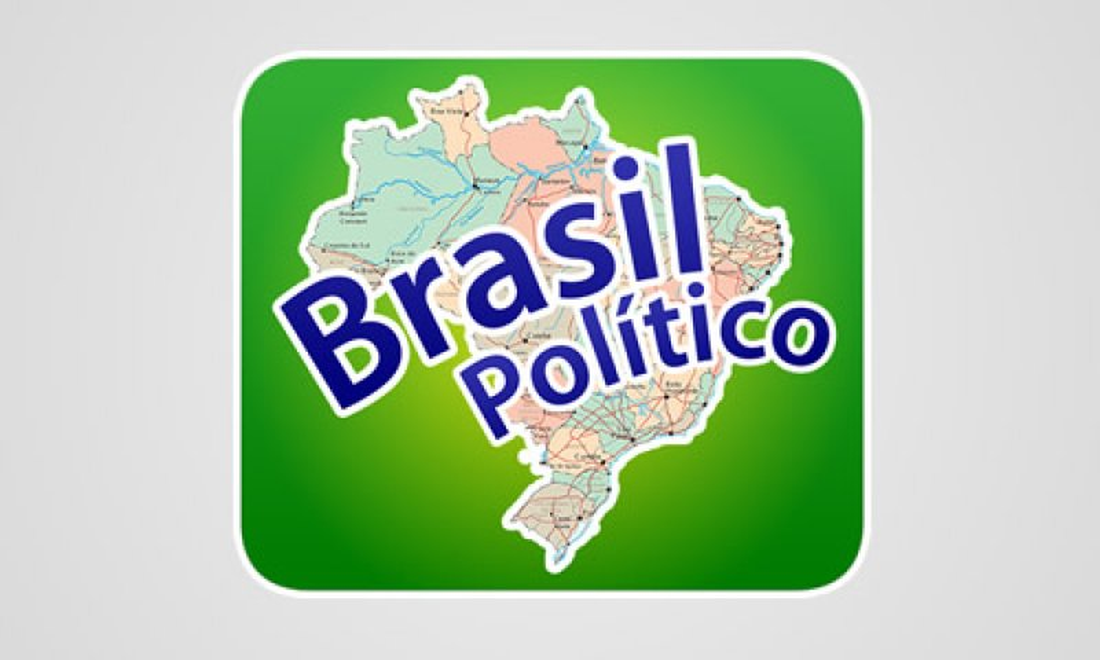 Brasil Político - Logomarca