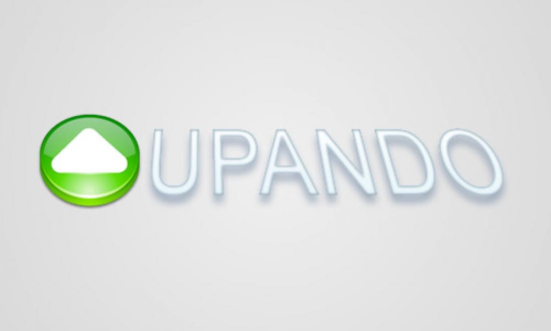 Upando - Logomarca