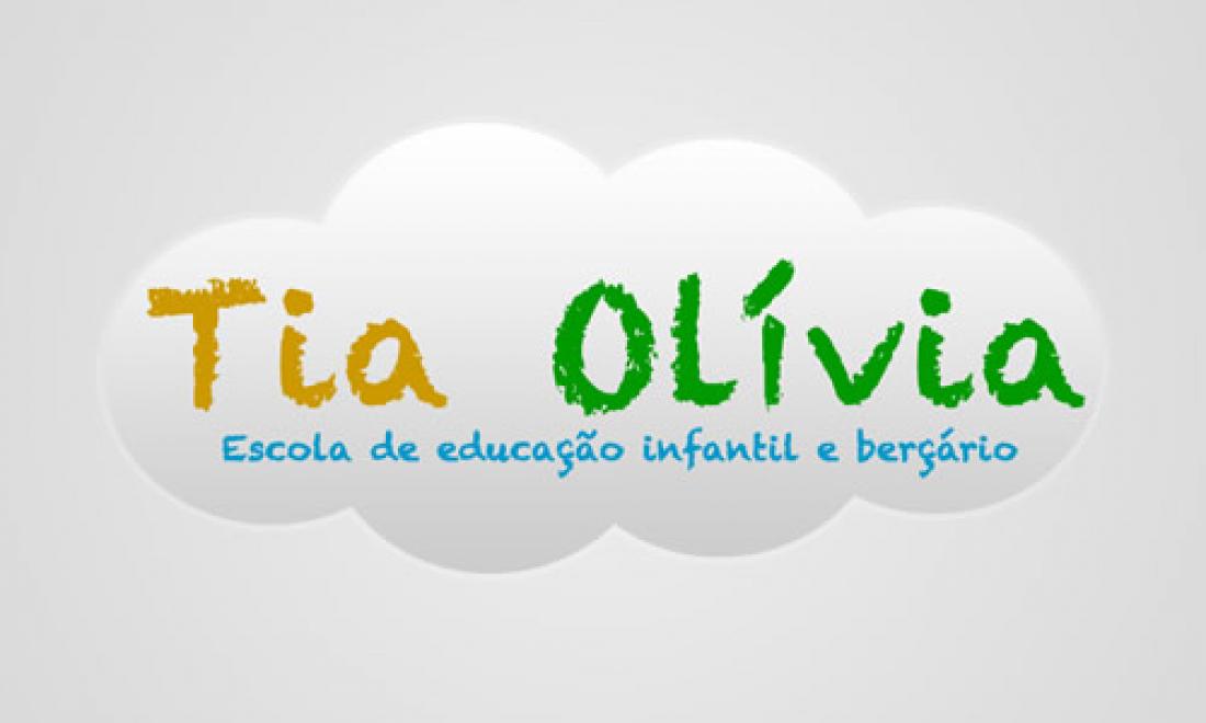 Escolinha Tia Olivia - Logomarca