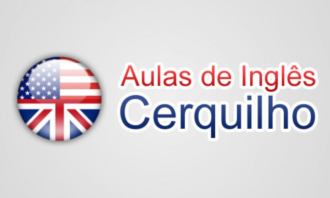Aulas de Ingles Cerquilho - Logomarca