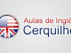 Aulas de Ingles - Cerquilho