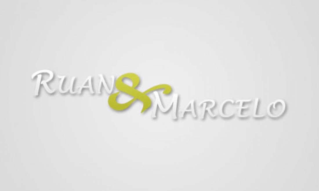 Ruan e Marcelo - Logomarca