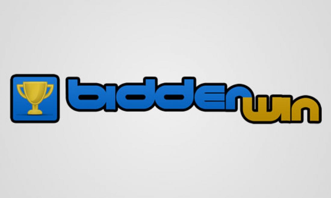 Bidderwin - Logomarca