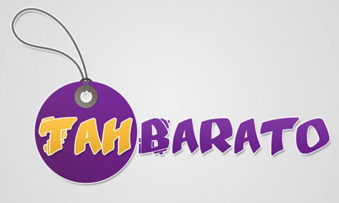 tahbarato - logomarca