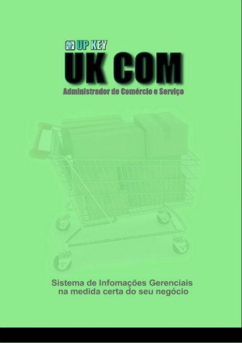 Encarte DVD do Software UK COM  - Designer Gráfico