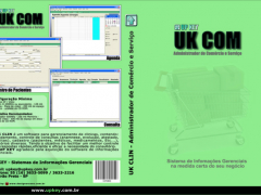 Encarte DVD do Software UK COM