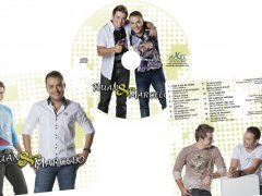 Encarte CD Ruan & Marcelo