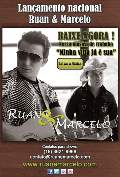 Ruan & Marcelo - Email maketing