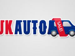 UK Auto Sale - Logomarca