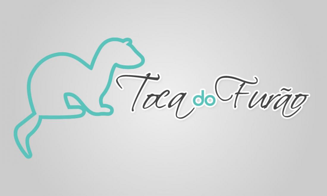 Toca do Furão - Logomarca
