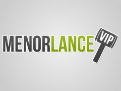 Menor Lance VIP - Logomarca