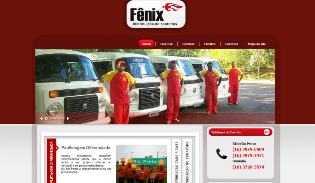 Fenix - Site Institucional